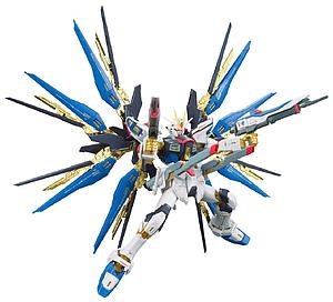 Gundam Real Grade Excitement Embodied 1/144 Scale Model Kit: #014 ZGMF-X20A Strike Freedom Gundam