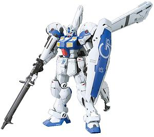 Gundam High Grade Reborn-One Hundred 1/100 Scale Model Kit: #003 Gundam GP04 Gerbera