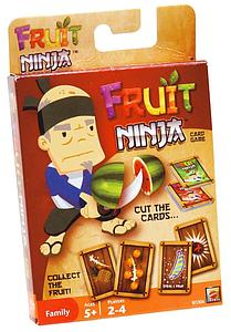 Fruit Ninja Card Game
