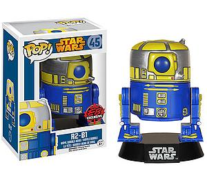 Pop! Star Wars Vinyl Bobble-Head R2-B1 #45 EB Games / Gamestop Exclusive