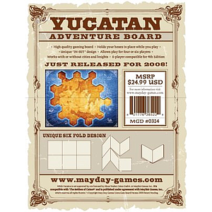 YuCatan Adventure Board