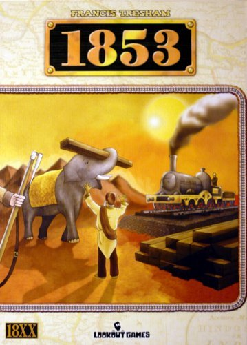 1853 Railways of India