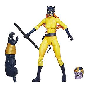 Marvel Legends Infinite Build-a-Figure: Hellcat (Thanos)