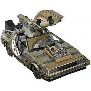 Back to the Future III Rail Ready Delorean Time Machine Vehicle