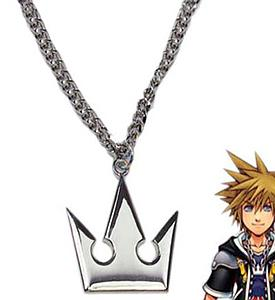 Kingdom Hearts Necklace Sora