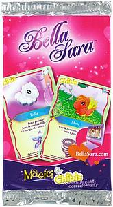 Bella Sara Magical Chibis Trading Cards Box (24 Packs)