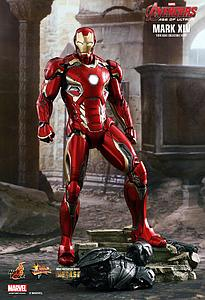 Iron Man Mark XLV Diecast (MMS300-D11)