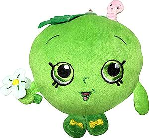 Shopkins Plush Green Apple Blossom