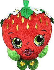 Shopkins Plush Strawberry Kiss