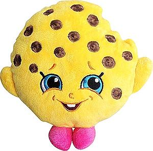 Shopkins Plush Yellow Kooky Cookie