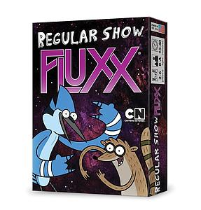 Fluxx: Regular Show