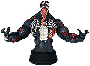 Marvel Villain Zombies: Zombie Venom Mini Bust