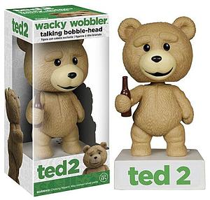 Ted 2 Talking Wacky Wobbler (Vaulted)