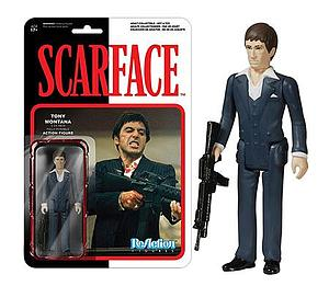 ReAction Figures Scarface Tony Montana (Retired)