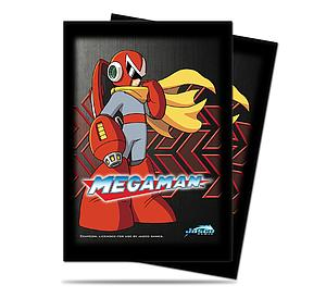 Card Sleeves 50-pack Standard Size: Protoman
