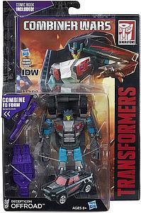 Transformers Generations Combiner Wars Deluxe Class: Offroad (Decepticon)