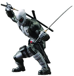 Marvel Comics Marvel Now! ArtFX+ Statue: Deadpool X-Force PX Exclusive