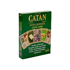 Catan: Cities & Knights Replacement Game Cards (Fifth Edition)