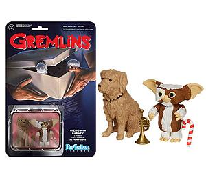 ReAction Figures Gremlins Gizmo with Barney (Retired)