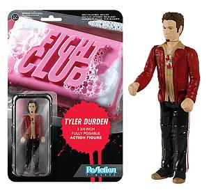 ReAction Figures Fight Club Tyler Durden (Retired)