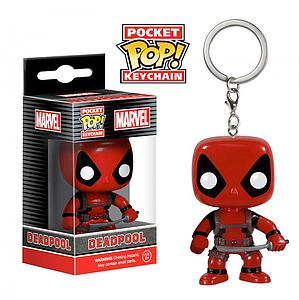 Pop! Pocket Keychain Marvel Vinyl Figure Deadpool