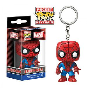 Pop! Pocket Keychain Marvel Vinyl Figure Spider-Man
