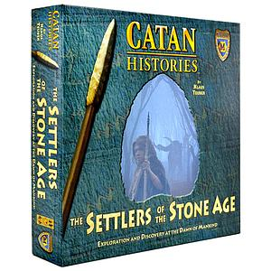 Catan: The Settlers of the Stone Age