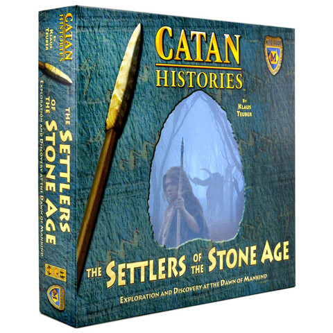 Catan Histories: The Settlers of the Stone Age