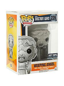 Pop! Television Doctor Who Vinyl Figure Weeping Angel #226 Hot Topic Exclusive Pre-Release