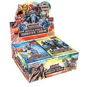 Yugioh Trading Card Game Battle Pack 3: Monster League Sealed Booster Pack (5 Cards)