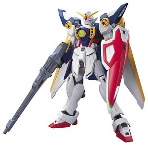Gundam High Grade After Colony 1/144 Scale Model Kit: #162 XXXG-01W Wing Gundam