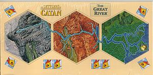 Catan: The Great River
