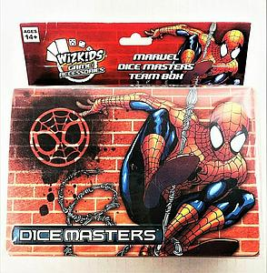 Marvel Dice Masters Amazing Spider-Man: Team Box