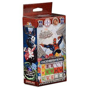 Marvel Dice Masters The Amazing Spider-Man: Starter Set