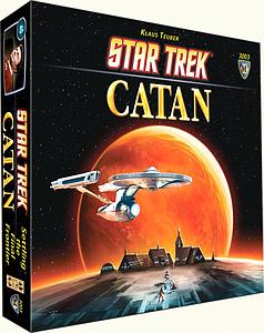 Catan: Star Trek Catan