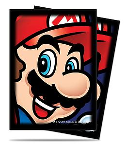 Card Sleeves Standard Size: Super Mario - Mario
