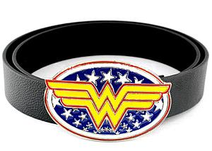 DC Comics Belt Wonder Woman Classic Logo