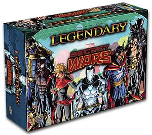 Legendary: Marvel Secret Wars - Volume 1