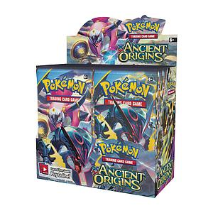 Pokemon Trading Card Game: XY Ancient Origins Booster Box (36 Packs)