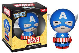 Dorbz Marvel Captain America (Vaulted)