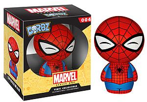 Dorbz Marvel Spider-man #004 (Retired)