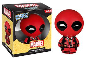 Dorbz Marvel Deadpool (Vaulted)