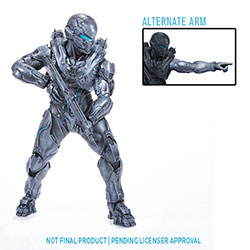"Halo 5: Guardians Deluxe 10"" Spartan Locke"