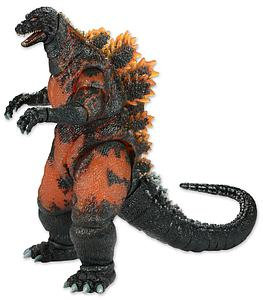 Burning Godzilla 1995 - Godzilla vs Destoroyah (Arm Loose in Package)
