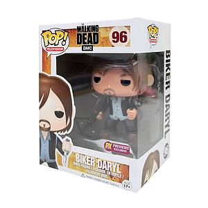 Pop! Television The Walking Dead Vinyl Figure Biker Daryl #96 PX Previews Exclusive