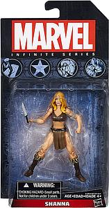 "Marvel Infinite Series 5 3 3/4"" Avengers: Shanna"