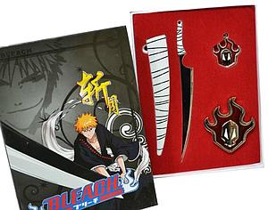 Bleach Box Set Ichigo Shikai Sword (3-Piece)