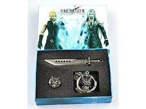 Final Fantasy VII Box Set Advent Children (3-Piece)