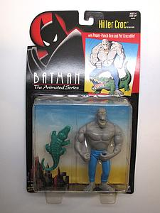Batman The Animated Series Figure: Killer Croc