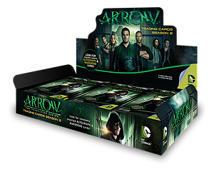 Arrow: The Television Series Trading Cards - Season 2